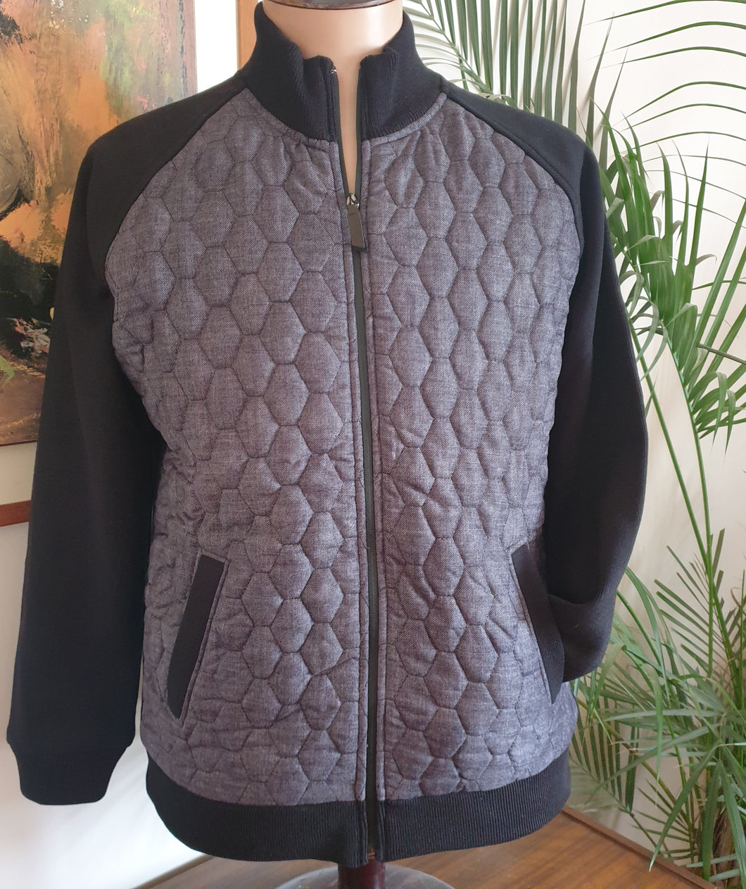Thomson & Richards Quilted Jacket