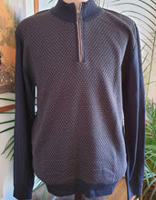Load image into Gallery viewer, Thomson & Richards BJ Zip Neck Jumper