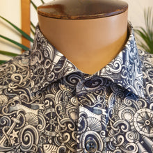 Load image into Gallery viewer, Nautical Print Thomson & Richards Shirt