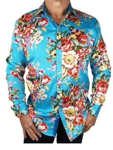 Jimmy Stuart Ocean Rose Shirt