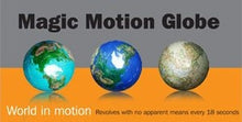 Load image into Gallery viewer, Magic Motion Globe