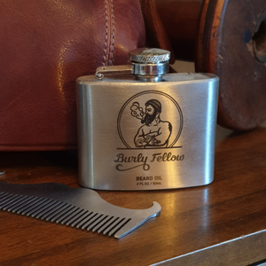 Burly Fellow Beard Oil