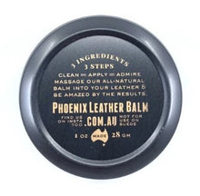 Load image into Gallery viewer, Phoenix Leather Balm