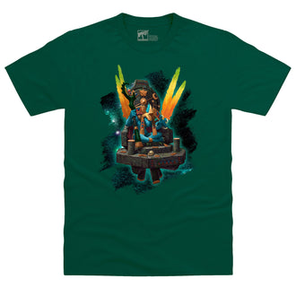 Style: Male, Color: Dark Green.