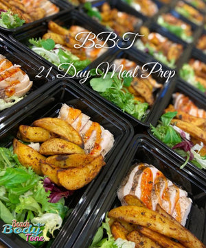 BBT 21 Day Meal Prep