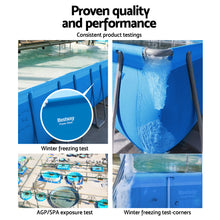 Load image into Gallery viewer, Bestway Steel Above Ground Swimming Pool - Maddie & Jack's Playground
