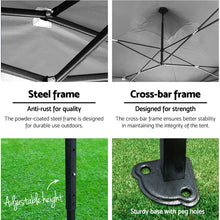Load image into Gallery viewer, Instahut 3x3m Outdoor Gazebo - Blue