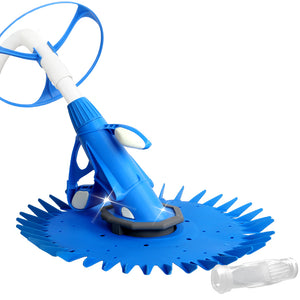 Aquabuddy 10m Swimming Pool Hose Cleaner - Maddie & Jack's Playground