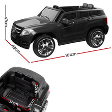 Load image into Gallery viewer, Rigo Kids Ride On Car  - Black