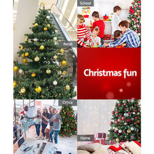 Load image into Gallery viewer, Jingle Jollys 8FT Christmas Tree - Green - Maddie & Jack's Playground