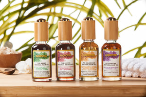 Detoxifying Natural Hair Oil