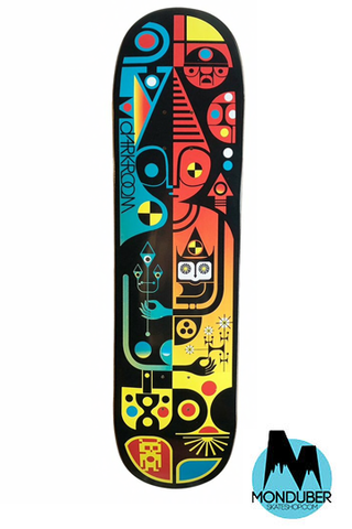 Tabla Dark Room Skateboards - Mysterio - 8""