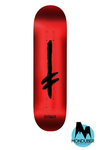 Tabla Deathwish - Credo Red/Black Foil - 8.5""