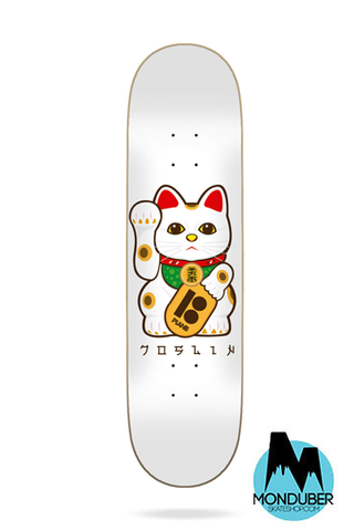 Tabla Plan B Skateboards - Joslin Ichiban Deck - Blanco - 8.375""