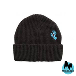 Gorro Santa Cruz - Screaming Mini Hand Beanie- Negro - Monduber Skate Shop