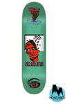 Tabla SK8MAFIA - Marshall Heath Ward - Verde - 8.1""