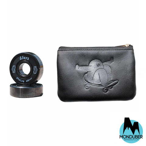 Rodamientos Blurs Bearings - Titanium Black - Monduber Skate Shop