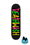 "Tabla Deathwish - Serie Deathspray - Multi color - 7.8"" - Monduber Skate Shop"