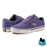 Zapatillas de Skate Fallen - Bomber RWTF - Purple/Black/White - Monduber Skate Shop