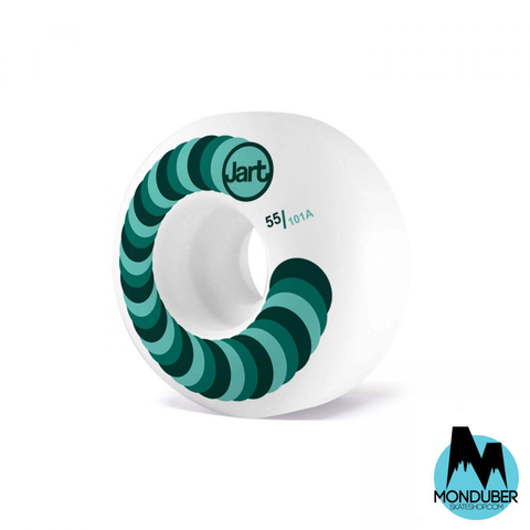 Ruedas Jart Skateboards - Stream - 55mm - 101a - Monduber Skate Shop