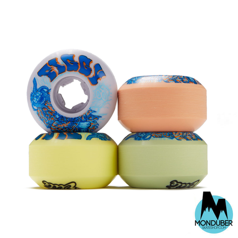 Ruedas OJ Wheels - Figgy Lightning Elite Mix Up Universals - 53mm - 101a