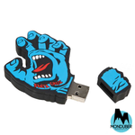 Memoria USB Santa Cruz - Serie Screaming Hand - Monduber Skate Shop