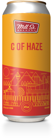C of Haze Cans