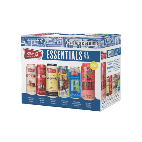 Essentials Mix Pack