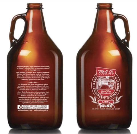 Black Watch Scotch Ale Growler (1.89L)