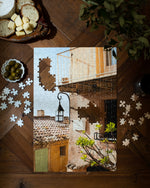 Load image into Gallery viewer, Afternoon in Eze by Lindsay Brown