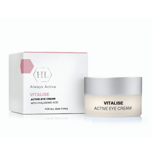 Holy Land Active Eye Cream | Vitalise