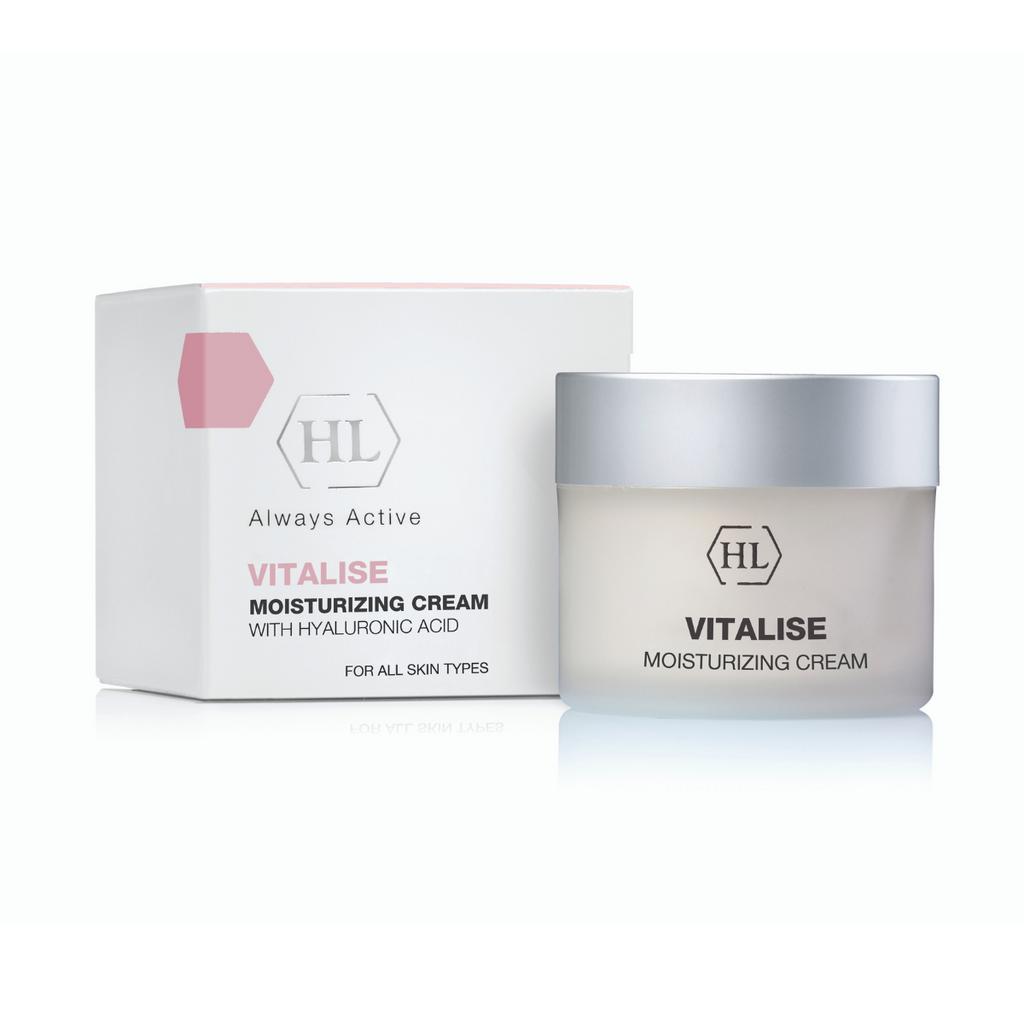 Holy Land Moisturizing Cream | Vitalise