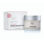 Holy Land Overnight Moisturizer Cream | Vitalise