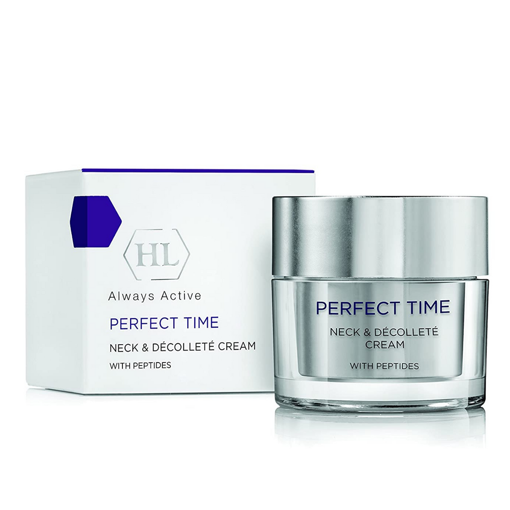 Holy Land Neck & Décolleté Cream | Perfect Time