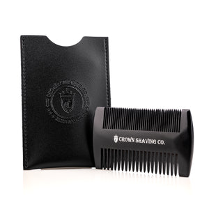 Crown Shaving Beard Comb