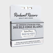 Load image into Gallery viewer, Rockwell Double-Edge Blades