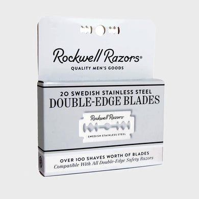 Rockwell Double-Edge Blades