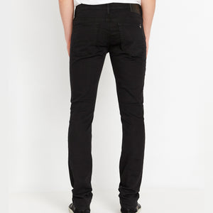 Buffalo Ash-X Black Denim