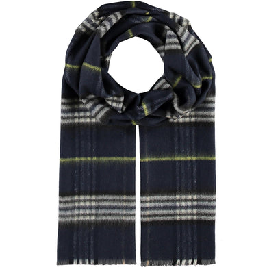 Fraas ECO Cashmink Plaid