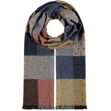 Fraas ECO Wool Geometric Scarves