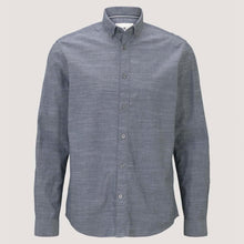 Load image into Gallery viewer, TOMTAILOR Smart Slub Long Sleeve Shirt