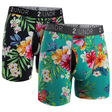 2 UNDR Swing Shift Boxer Brief 2 Pack
