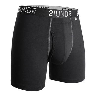 2 UNDR Solid Colour Swing Shift Boxer Brief