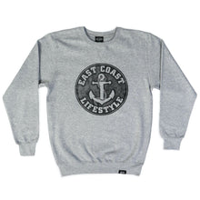 Load image into Gallery viewer, East Coast Lifestyle Classic Vintage Crewneck