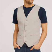Load image into Gallery viewer, TOMTAILOR Organic Cotton Vest