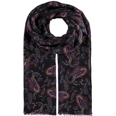 Fraas Light Paisley Scarves