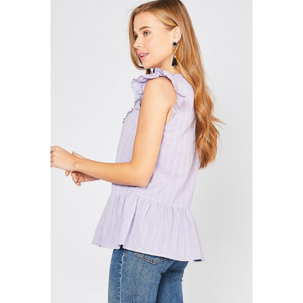 Ruffle Dreams Top
