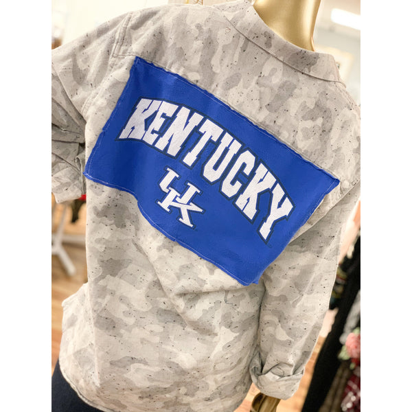 Vintage Light Camo Kentucky