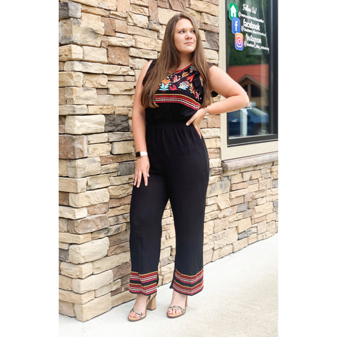Meet You Anywhere Jumpsuit