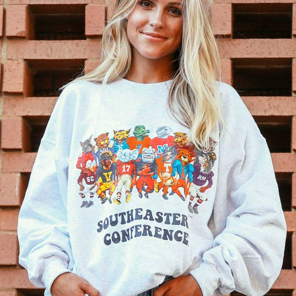 SEC Collectors Sweatshirt